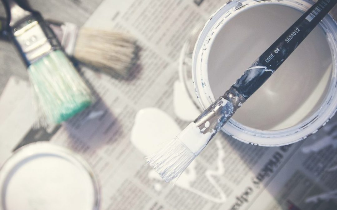 HERE'S HOW TO PICK THE RIGHT PAINT FINISH FOR YOU
