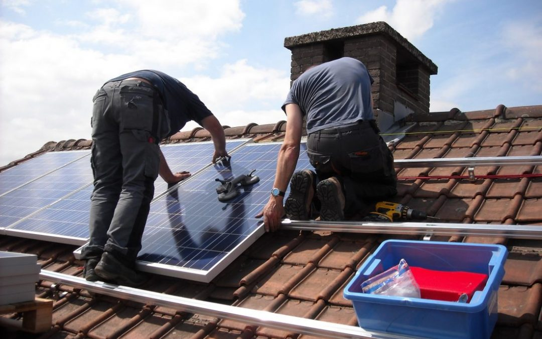 SOLAR POWERS — A MANDATORY FEATURE FOR CALIFORNIA HOMES