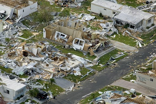 WAYS TO DEAL WITH NATURAL DISASTER