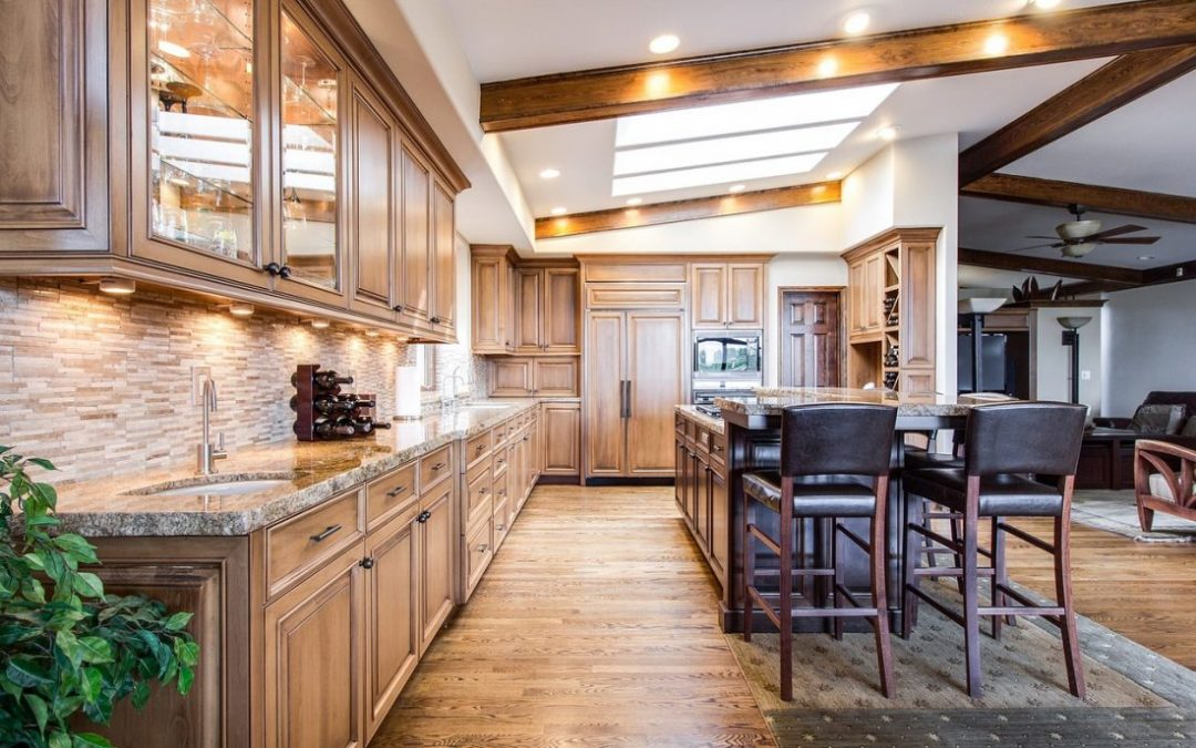 REMODELING YOUR KITCHEN? CHECK OUT THESE TIPS.