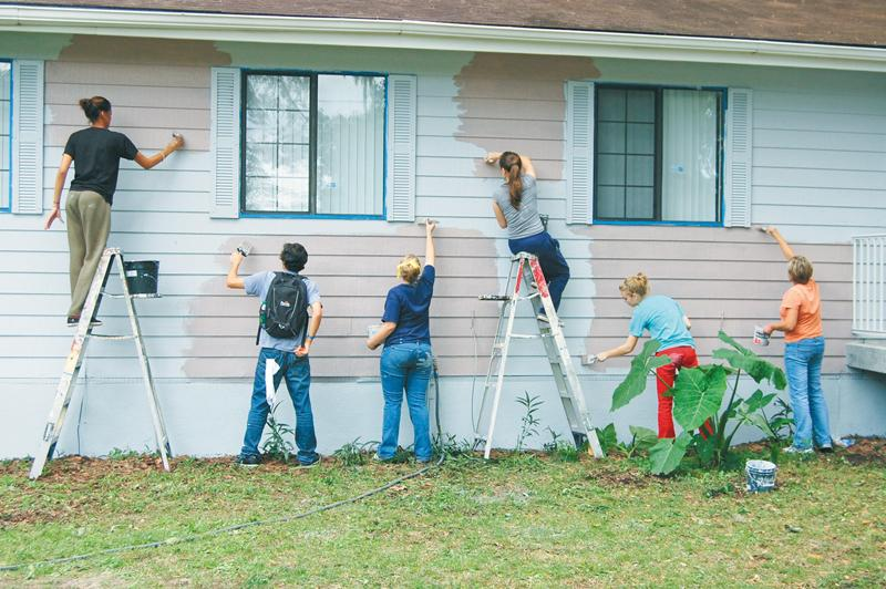 5 HOME IMPROVEMENT PROJECTS FOR THE SUMMER