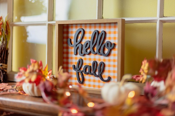 GET YOUR HOME READY FOR FALL