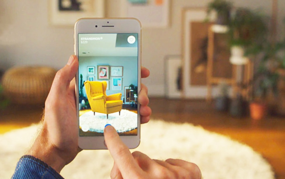 AUGMENTED REALITY IS CHANGING THE INTERIOR DESIGN GAME